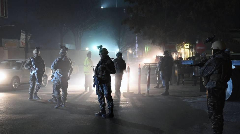 Los talibán dejan a oscuras Kabul, y otras provincias, tras un ataque a la red eléctrica afgana
