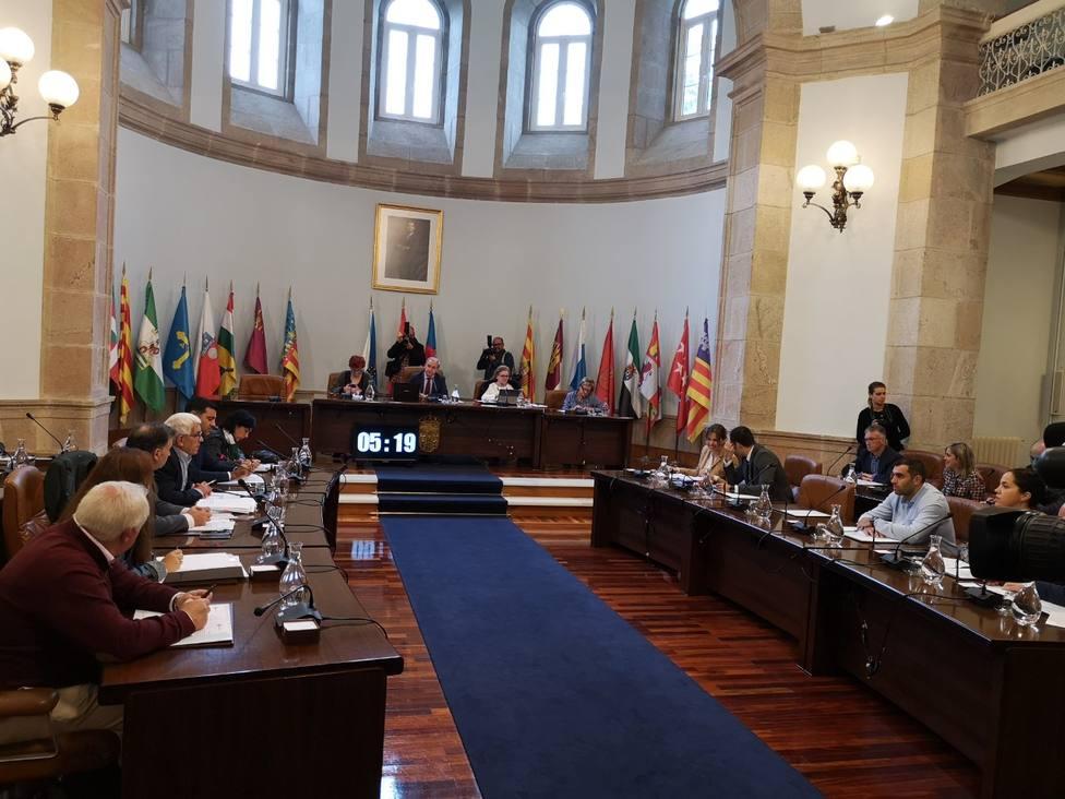 La Diputación rechaza una propuesta del PP que pedía la dimisión de la ministra de Transición Ecológica