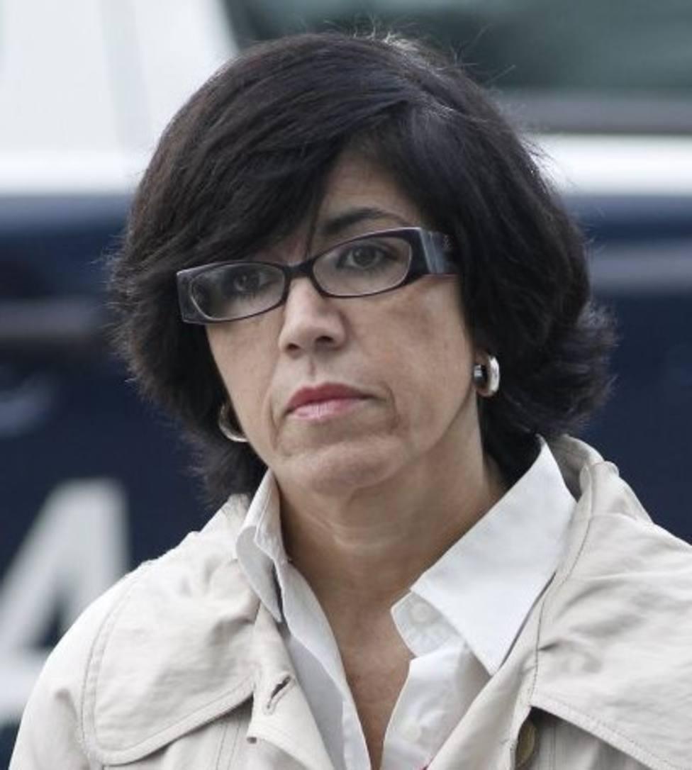 La jueza De Lara solicita la suspensión de la sanción hasta que se pronuncie el Supremo