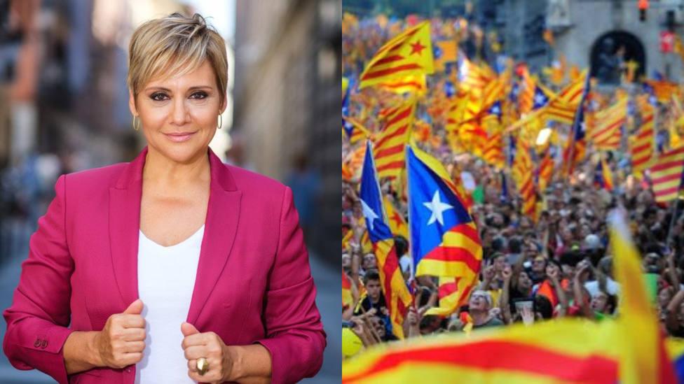 Gloria Serra enfurece al independismo catalán con sus últimas declaraciones: Vivo en Cataluña y es agotador