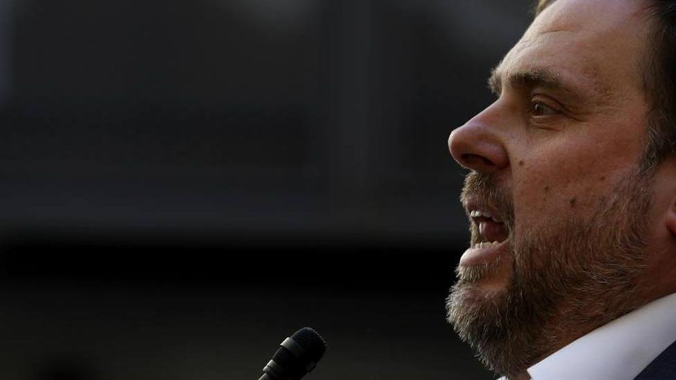 Junqueras pide a la ONU actuar contra el Tribunal Supremo tras no poder confinarse en casa