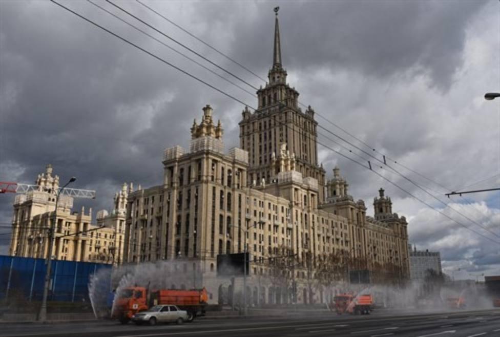 Rusia roza los 12.000 casos y los cien fallecidos por coronavirus