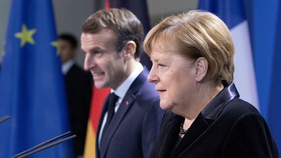 Coronavirus | Francia y Alemania proponen un plan de 500.000 millones de euros para afrontar la crisis