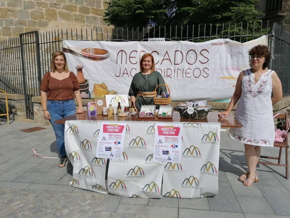 Presentación Mercados Jaca- Pirineos