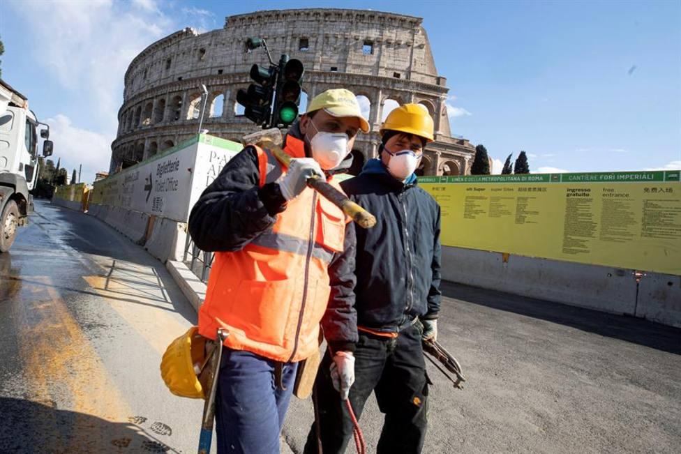 Siguen creciendo los contagios en Italia: 276 en el último día