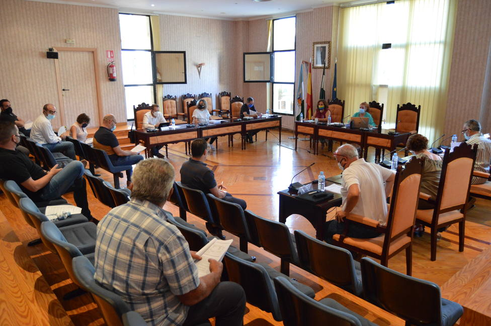 Pleno del Ayuntamiento de Salobreña