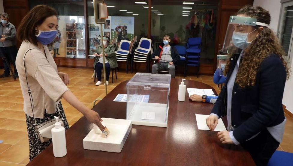 elecciones galicia 12J