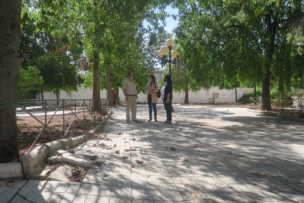 El PSOE lamenta que el gobierno local olvide a los barrios cordobeses como la Fuensanta
