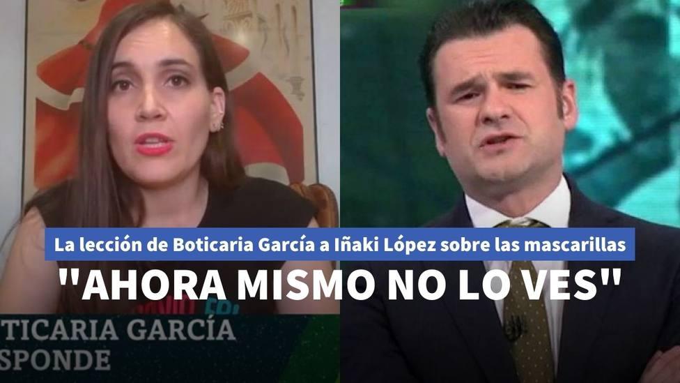 Boticaria García e Iñaki López