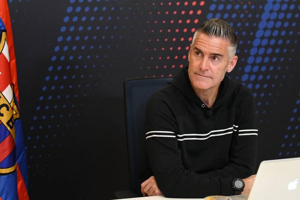 Lluís Carreras: En los últimos años hemos jugado como el resto de equipos