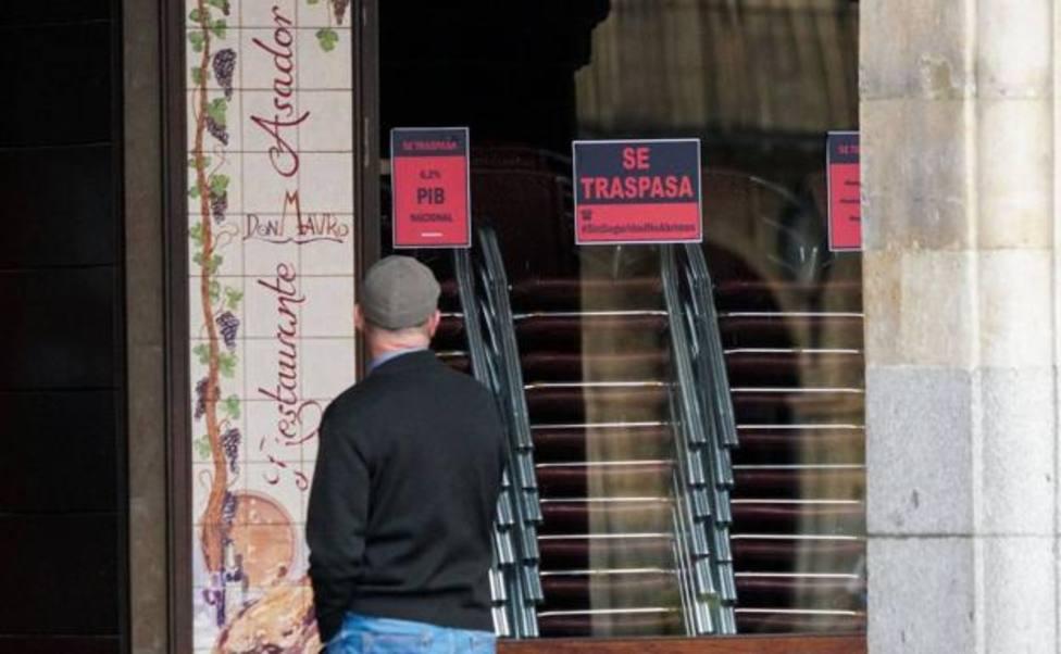 Un local de hostelería se traspasa. Foto: Agencias (Archivo)