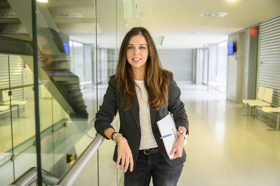Celina Pérez, secretaria de Organización CEAJE