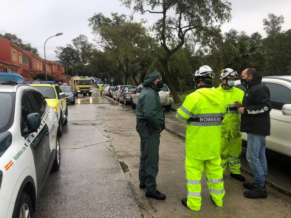La Junta activa la pre-emergencia del Plan de Inundaciones en Cádiz por las lluvias