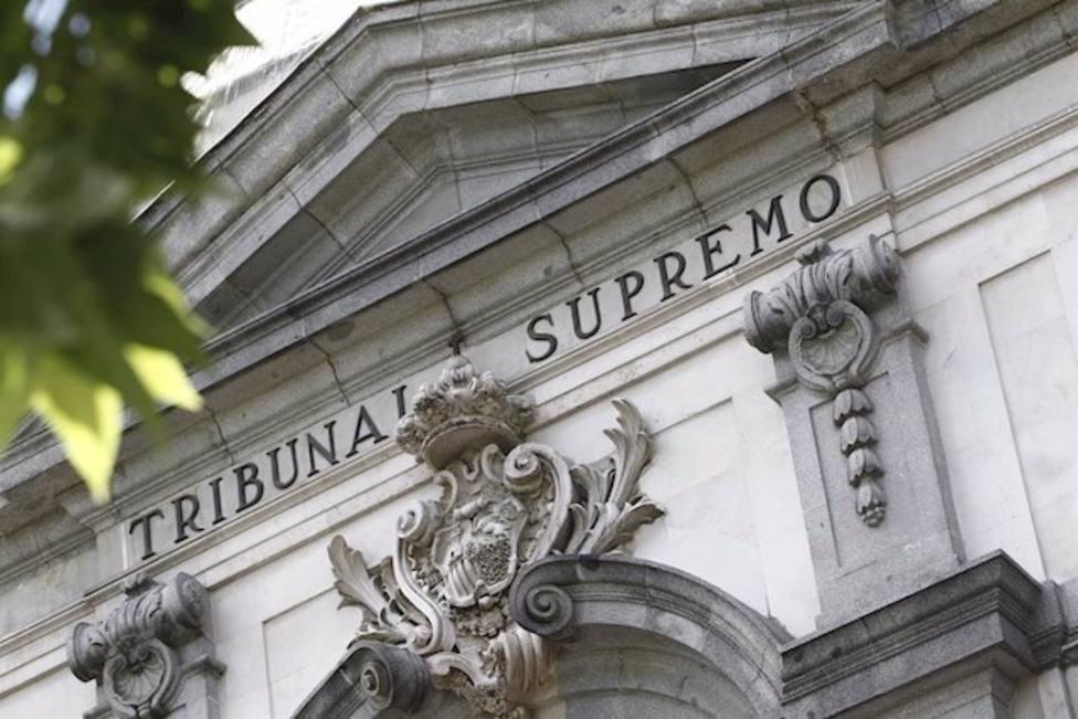 Foto Tribunal Supremo (Europa Press)