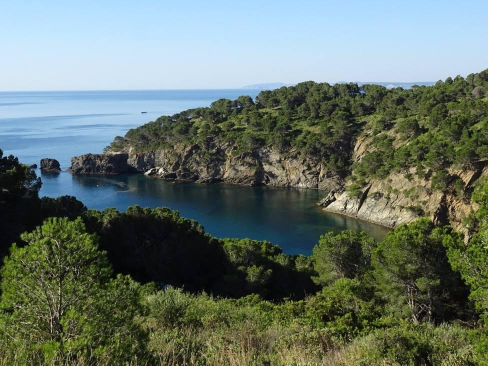 Coronavirus.- Los espacios naturales catalanes recibieron un millón de visitantes menos en 2020