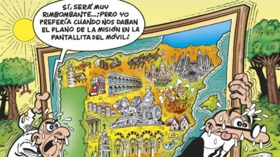 Portada de Misión por España