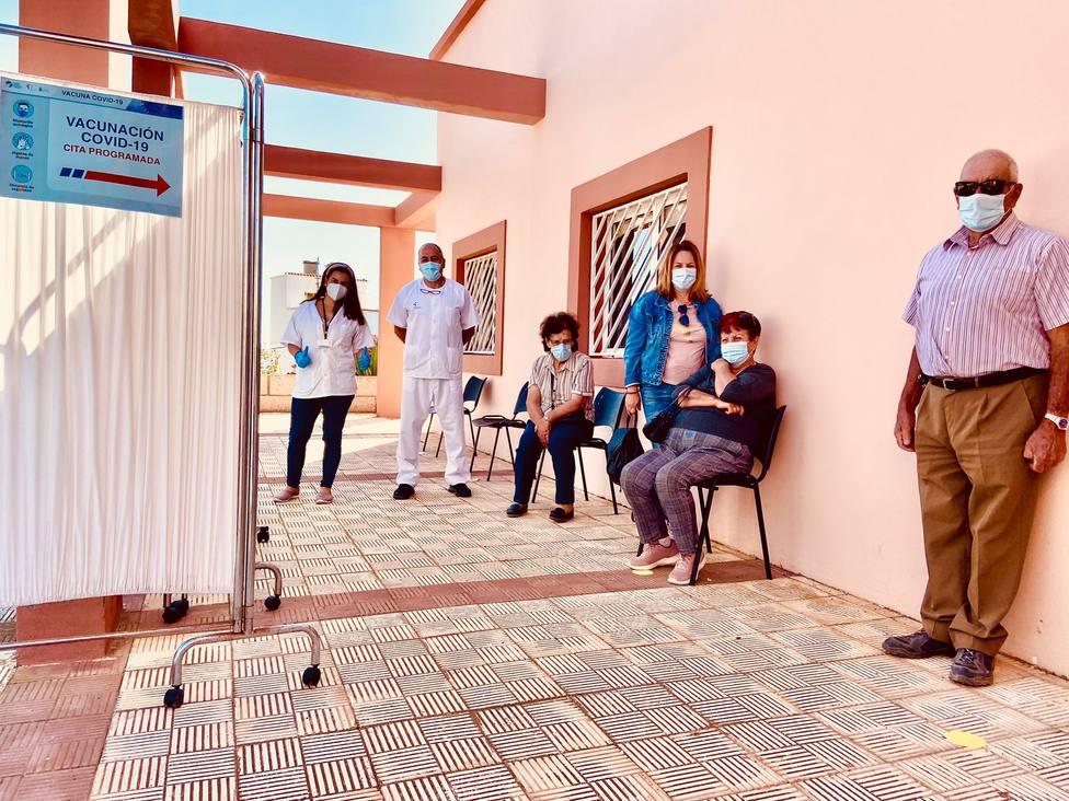 Vacunación Tenerife