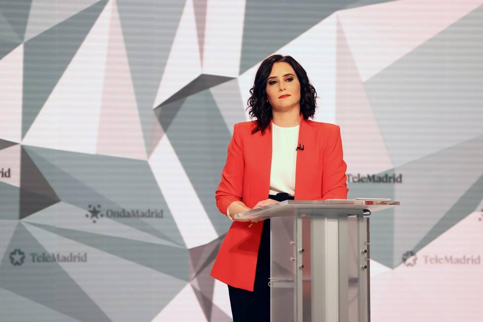 Encuesta 4-M: 7 de cada 10 espectadores de TRECE consideran que Ayuso ha ganado el debate electoral
