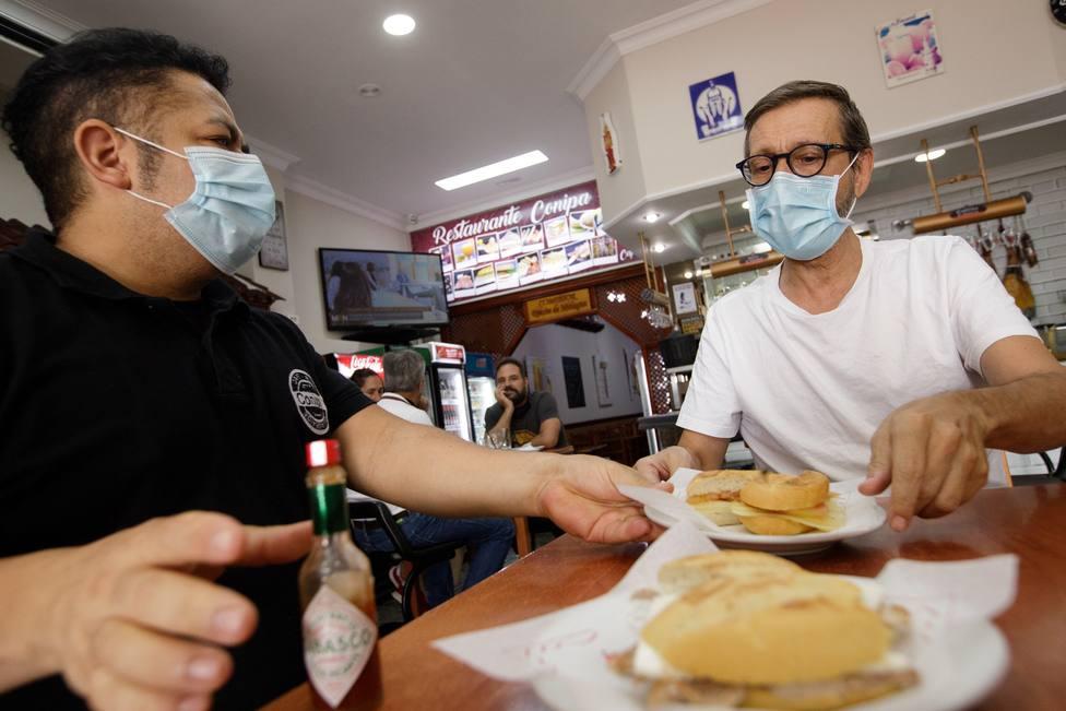 bares tenerife coronavirus