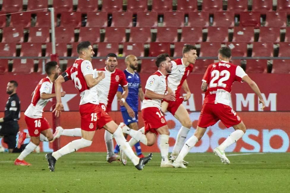 El Girona jugará su quinto playoff con la ilusión de redimirse