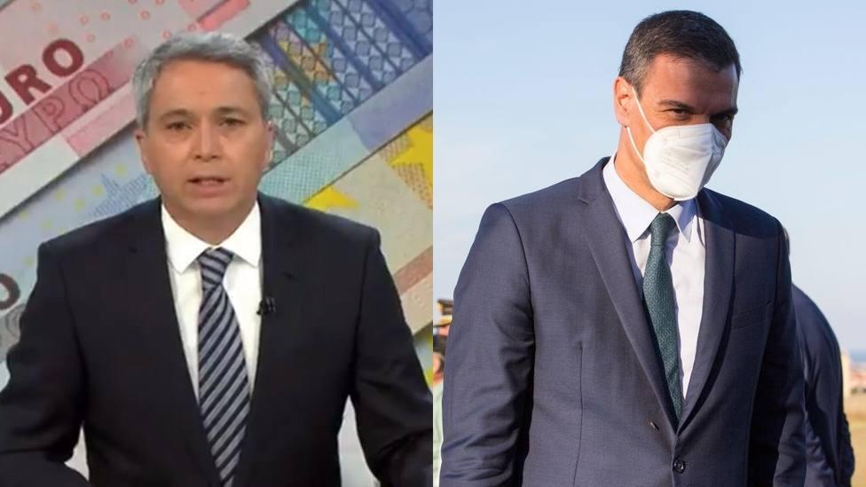 Vicente Vallés desbarata el plan que Sánchez intenta esconder con los indultos: en una sola frase