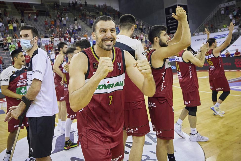 El COVIRAN Granada jugará la final de ascenso a ACB