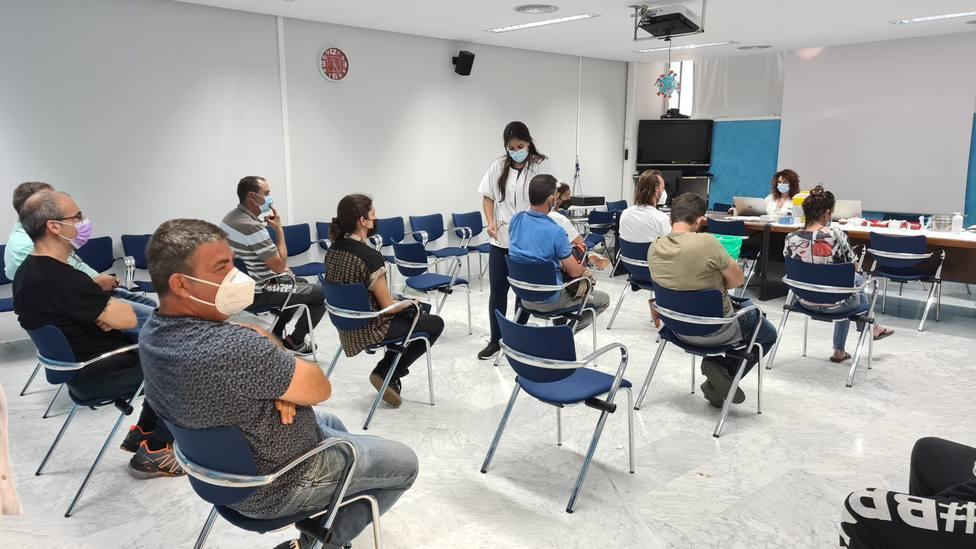 Vacunación sin cita este domingo en Gran Canaria y Tenerife para las personas de 40 a 59 años