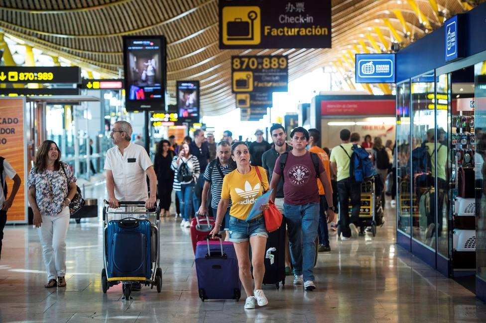 El gasto medio diario de turistas extranjeros crece por primera vez durante la pandemia