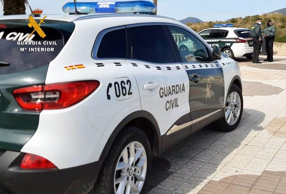Detenidos dos jóvenes por intento de robo con violencia en una vivienda de Zurita