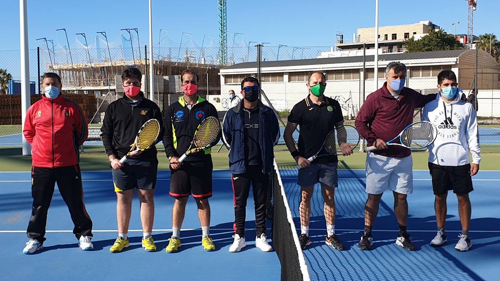 La XXX Liga de Tenis 'Ciudad de Motril' toca a la puerta
