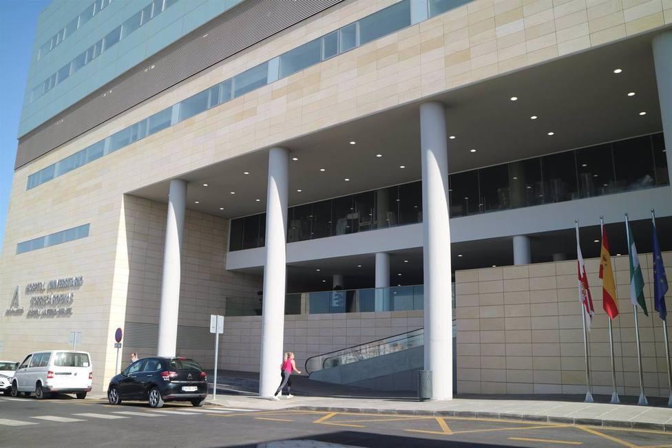 Una colisión por alcance en Almería se salda con cuatro heridos