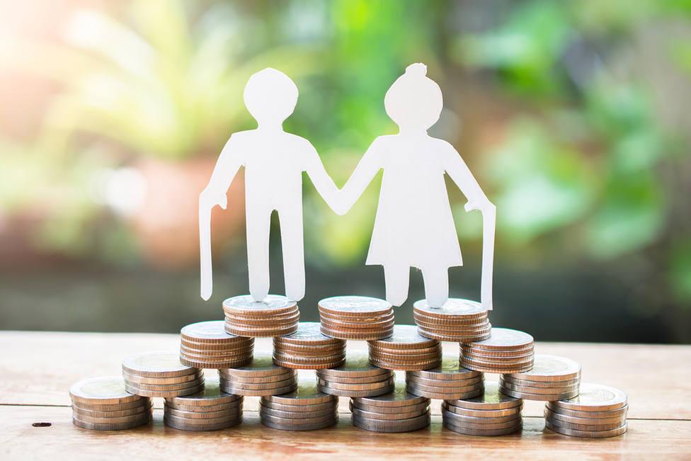 Las pensiones mínimas y no contributivas subirán un 3% en 2022