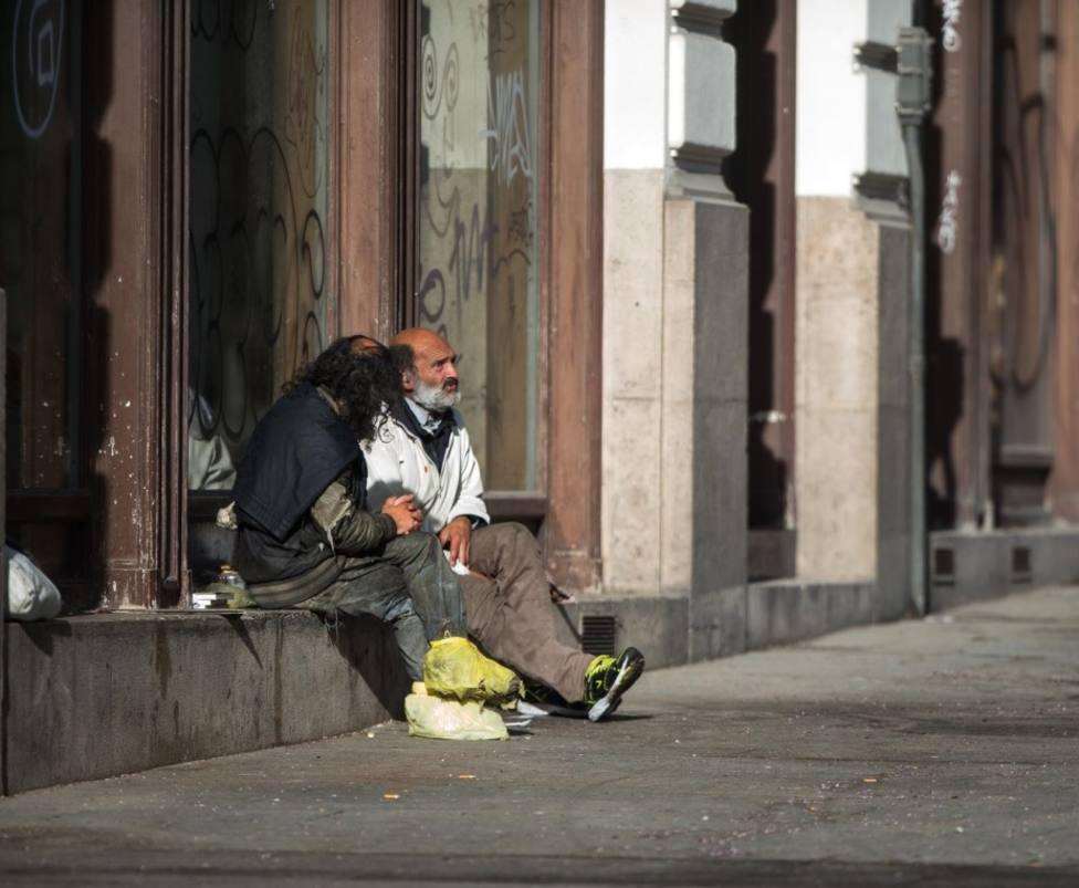Pobreza Canarias