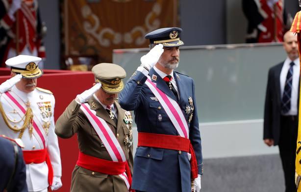 Día Fuerzas Armadas en Logroño