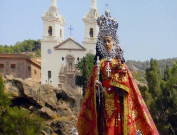 Más de una quincena de actividades honrarán a la Virgen de la Fuensanta en la Feria de septiembre.