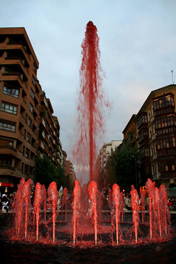 Fuente del Vino de Logroño