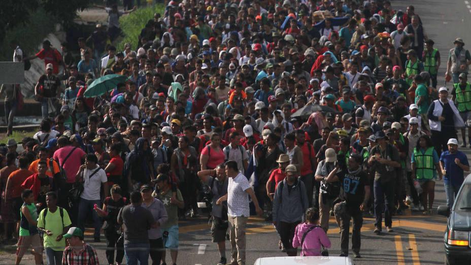 Trump anuncia ciudades de carpas para los inmigrantes - Puerta de lamas ...
