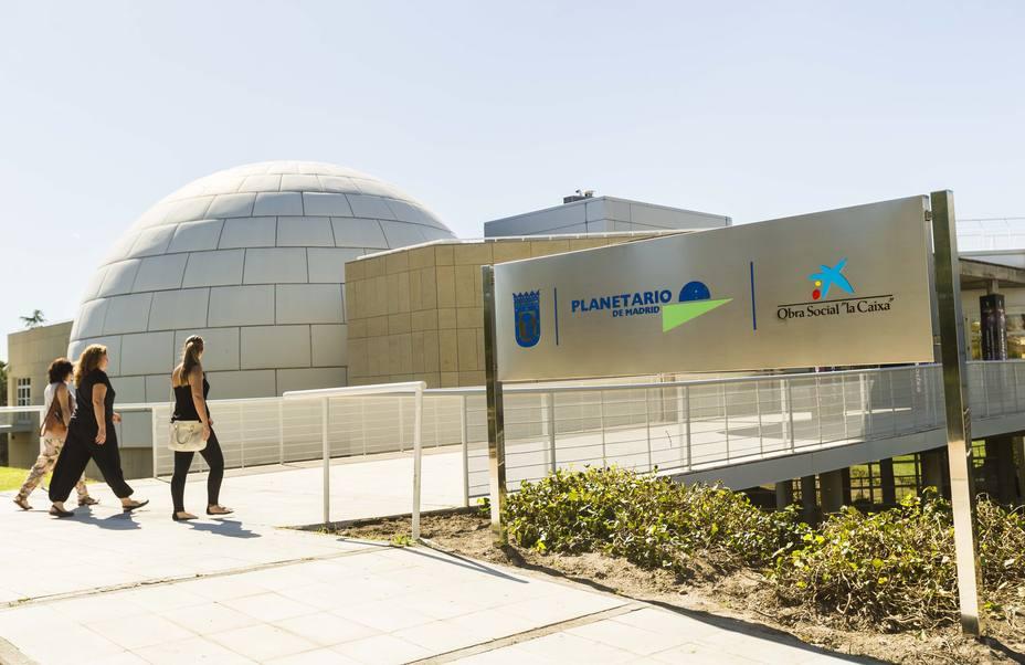 El Planetario de Madrid alcanza una cifra récord con 296.000 visitantes desde su reapertura