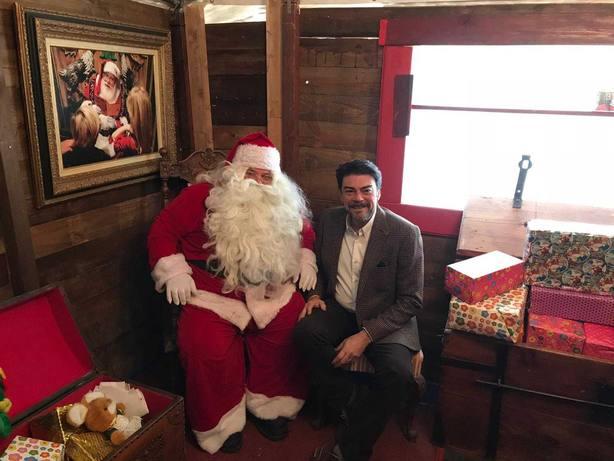 Barcala con Papá Noel