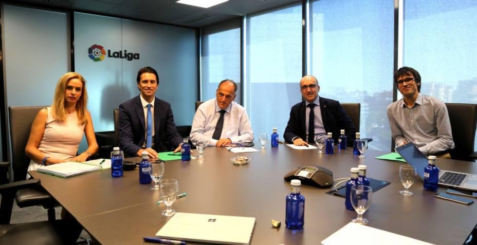 Futbolistas ON recurrirá la impugnación de la Mesa Negociadora para el Convenio Colectivo con LaLiga