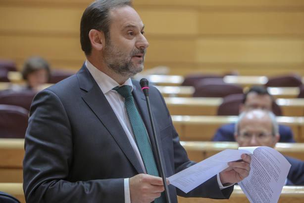 Ábalos ratifica que el ferrocarril de Extremadura es una prioridad para Fomento
