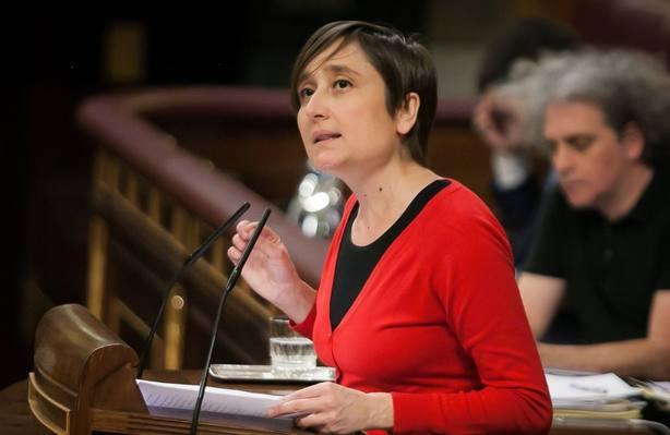 Una diputada de En Comú dice que no apoyará al Gobierno en el Congreso mientras impida a Open Arms salir de Barcelona