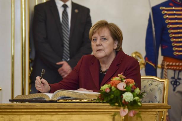 Merkel defenderá el multilateralismo durante la conferencia de Múnich