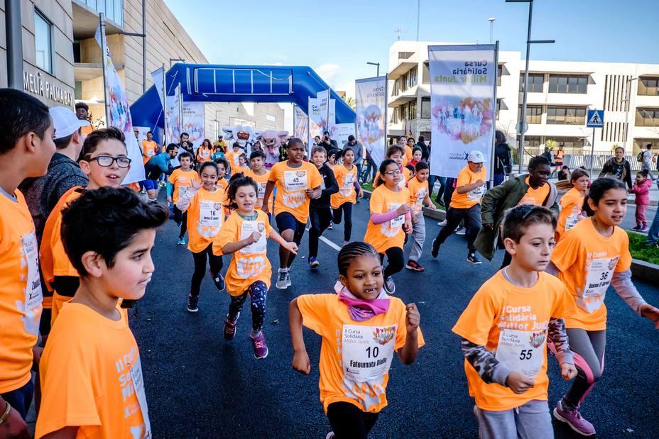 La Fundación Rafa Nadal abre inscripciones de la carrera solidaria que celebrará en Palma el 6 de abril