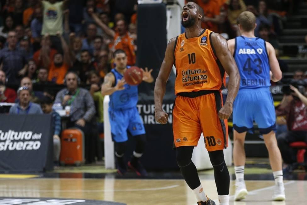 Baloncesto/Eurocup.- El Valencia Basket conquista su cuarta EuroCup tras ganar al ALBA por 89-63