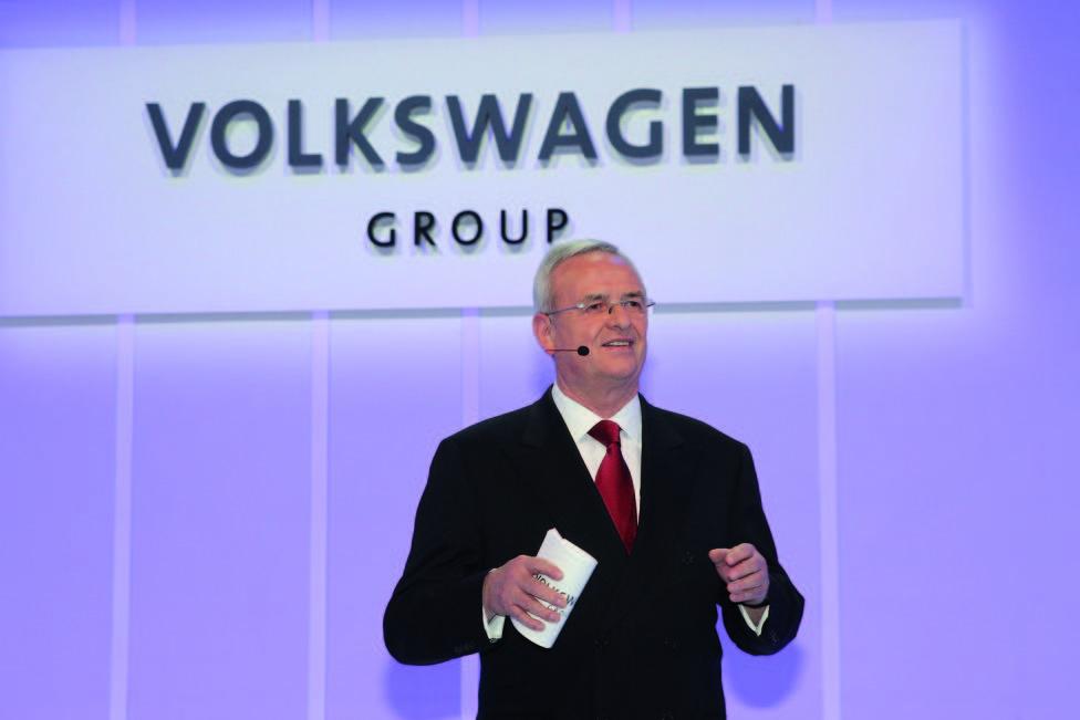 El estudio de los cargos contra Winterkorn (Volkswagen) por el dieselgate se prolongará varios meses