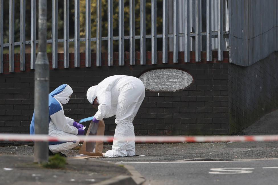 Detenida una mujer de 57 años por el asesinato de la periodista Lyra Mckee en Irlanda del Norte