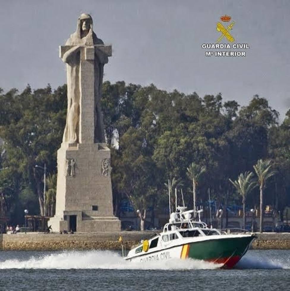 El cadáver encontrado en aguas de Mazagón (Huelva) corresponde a un hombre de 65 años natural de Ciudad Real