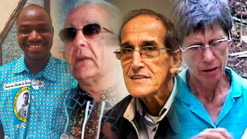 Misioneros españoles y cristianos locales han sido mártires en este mes de mayo en distintos puntos de África