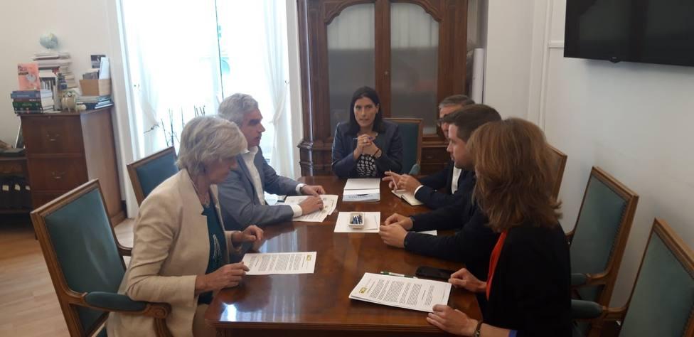 PRC cierra la puerta a negociar con el PP en Santander y pide altura de miras a Cs para un cambio real